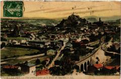 Le Puy - Vue generale de la Route de Saugues - Saugues