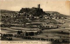 Environs du Puy - Polignac, Vue generale - Polignac