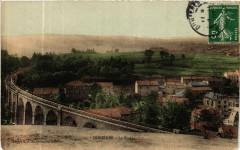 Dunieres - Le Viaduc - Dunières