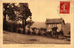 Dunieres (Hte-Loire) alt 760 m - Villa des Grillons - Dunières