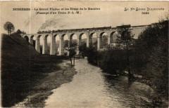 Dunieres - Le Grand Viaduc et les Rives de la Duniere (Passage - Dunières