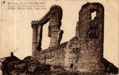 Env. de La Chaise-Dieu - Ruines du Chateau la Potence Allegre - Allègre