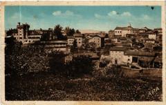 Chavaniac-Lafayette - H - L - Vue générale - Chavaniac-Lafayette