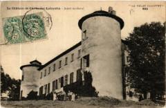 Le Chateau de Chavaniac-Lafayette - Aspect occidental - Chavaniac-Lafayette