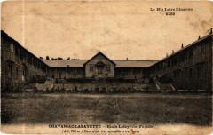 Chavaniac-Lafayette - Ecole Lafayette (Facade) - Alt 740 m-Cure - Chavaniac-Lafayette