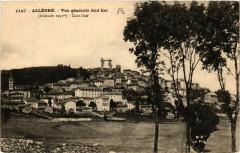 Allegre - Vue generale Sud-Est (Alt. 1093 m) - Cure d'air - Allègre