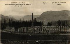 Coubon (pres Le Puy) - Vue d'ensemble des Filteries de la Darne - Coubon