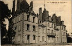 Le Chateau de Chassanon pres Saint-Georges-d'Aurac - Saint-Georges-d'Aurac