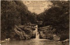 Les Gorges de Bilhard (pris Monistrol-sur-Loire)-Defile profond - Monistrol-sur-Loire