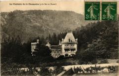 Le Chateau de la Chomatie (pres Bas en Basset) - Bas-en-Basset