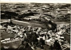 Saint-Romain-Lachalm (Hte-Loire) - Vue generale - Alt 910 m - Saint-Romain-Lachalm