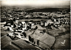 En Avion au-Dessus de .. Saint-Romain-Lachalm (Haute-Loire) ... - Saint-Romain-Lachalm