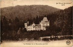 Le Chateau de la Chomette (pres Bes) - La Chomette