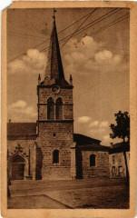 Boisset (Hte-Loire) -900 m d'alt -Cure d'air -Eglise du Xi siecle - Boisset