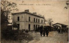 Monistrol-sur-Loire - La Gare de Bas-Monistrol - Monistrol-sur-Loire