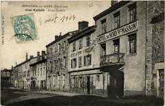 Monistrol-sur-Loire (Hte-Loire) - Hotel Masson - Grand Chemin - Monistrol-sur-Loire