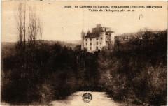 Le Chateau de Torsiac Pres Laneau (Hte-Loire) Xvii siecle - Vallée - Torsiac