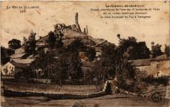 Le Chateau de Leotoing - Ruines pittoresques de l'une des 18 - Léotoing
