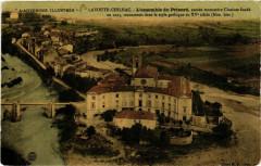 Lavotte-Chilhac - L'ensemble du Prieure ancien monastere Chaisse - Chilhac