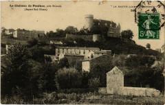 Le Chateau de Paulhac Pres Brioude (Aspect Sud-Ouest) - Paulhac