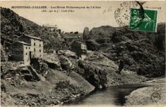 Monistrol-d'Allier - Les Rives Pittoresques de l'Allier (alt 590 m - Monistrol-d'Allier