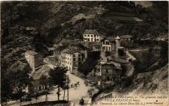 Monistrol d'Allier (Hte-Loire) Vue générale Sud-Est Villa Denise - Monistrol-d'Allier