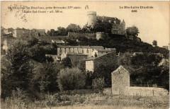 Chateau de Paulhac Pres Brioude (Xv siecle) - Aspect Sud-Ouest - Paulhac