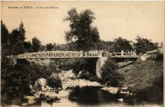 Env. de-Tence - Le Pont de Salettes - Salettes