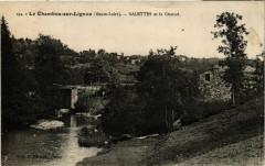 Le Chambon-sur-Lignon (Haute-Loire) - Salettes et le Crouzet - Salettes
