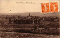 Fontannes-Pres-Brioude - Vue générale - Fontannes
