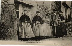 Costume de Saint-Ilpize - Saint-Ilpize