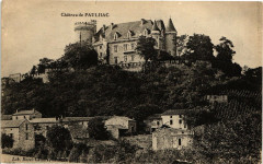 Chateau de Paulhac - Paulhac