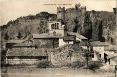ArLEMPDES - Vue générale - Arlempdes
