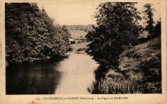 Le Chambon-sur-Lignon (Hte-Loire) - Le Lignon A Salettes - Salettes