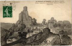 Le Chateau du Leotoing Pres Blesle et Lempdes Ruines imposantes.. - Léotoing