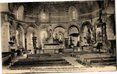 Saint-Paulien (Hte-Loire) - L'interieur de l'Eglise paroissiaie - Saint-Paulien