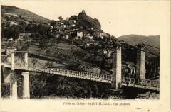 Vallée de l'Allier - Saint-Ilpize-Vue générale - Saint-Ilpize