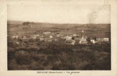 Espalem (Haute-Loire) - Vue générale - Espalem