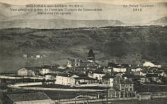 Solignac-sur-Loire - Vue générale prise de l'ancien Volcan de - Solignac-sur-Loire