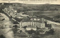 Lavout-Chilhac - L'ensemble du Prieure - Chilhac