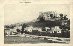 Chateau Paulhac (Hte-Loire) - Paulhac