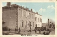 Espalem (Hte-Loire) - L'Ecola - Espalem