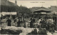 Lapalisse Le Marché - Lapalisse