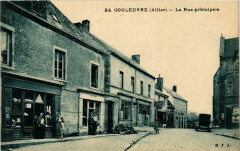 Couleuvre Rue Principale - Couleuvre