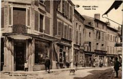 Gannat Grande-Rue - Gannat