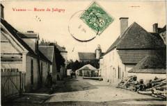 Vaumas Route de Jaligny - Vaumas