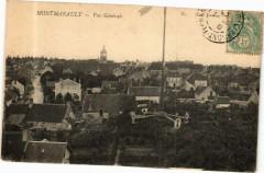 Montmarault-Vue générale - Montmarault
