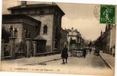 Commercy-La Rue des Capucins - Mercy