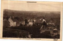 Chatel de Neuvre-Vue Générale - Châtel-de-Neuvre