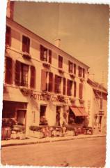 Cerilly-Hotel du Commerce - Cérilly